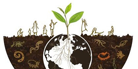 World Soil Day - 'Kiss The Ground' movie screening and discussion tickets