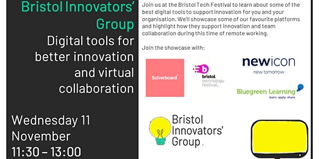Online tools for better innovation and virtual collaboration