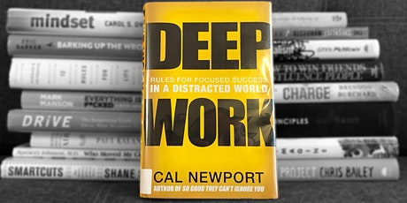Book Review & Discussion : Deep Work tickets