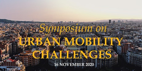 Symposium on Urban Mobility Challenges 2020 by CARNET tickets
