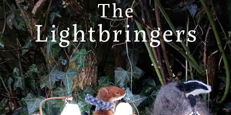 The Lightbringers Book Launch with Karin Celestine tickets