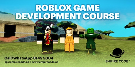 Kelas Persiapan Kompetisi Roblox Game Development 2020 (Pemula)
