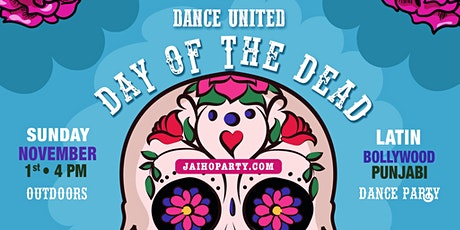 Sunset Vibes: Outdoors | Day of the Dead | Latin & Bollywood Party tickets