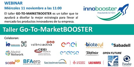 Taller GO-TO-MARKETBOOSTER_11Nov entradas