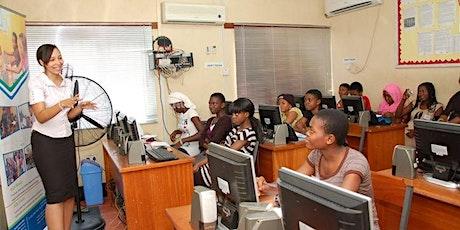 Online School Website Development Training tickets