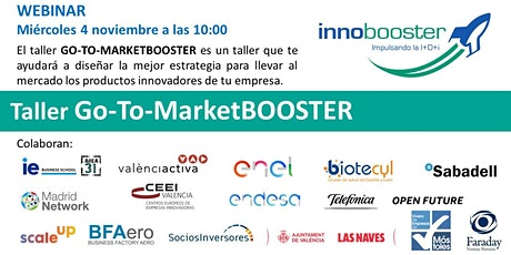 Taller GO-TO-MARKETBOOSTER_4 Nov entradas