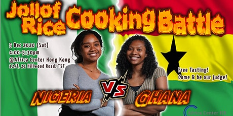 Jollof Rice Cooking Battle tickets