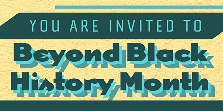 Beyond Black History Month -  Sustaining an Anti Racist Curriculum tickets