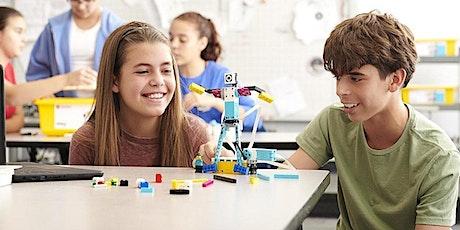 ROBOTER MIT LEGO® EDUCATION SPIKE™ PRIME