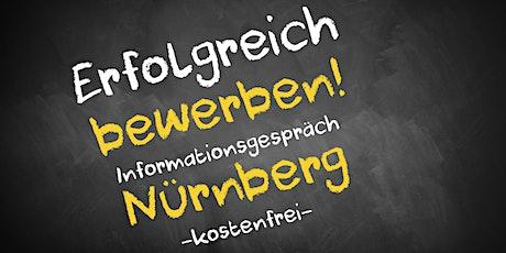 Bewerbungscoaching Online kostenfrei - Infos - AVGS Nürnberg Tickets