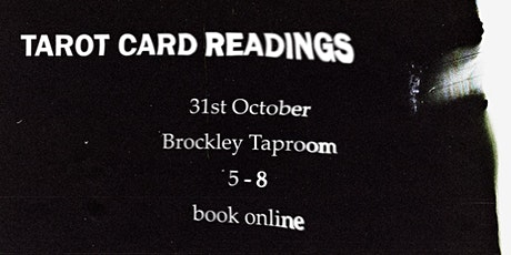 Halloween at Brockley Taproom (Tarot Card Readings available!) tickets