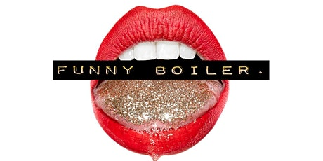Funny Boiler Bournemouth: Standup comedy night tickets
