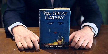 Book Review & Discussion : The Great Gatsby tickets