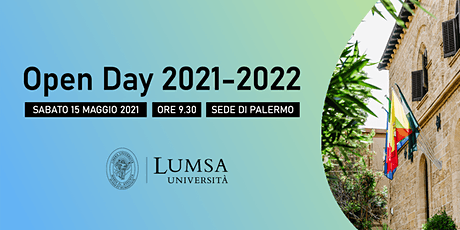 Open Day di Orientamento - Università LUMSA - Sede di Palermo tickets