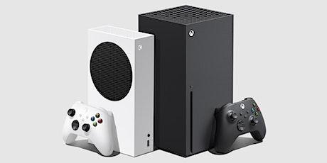 Xbox Series X|S PrePurchase tickets