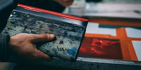 OPEN DAY - La serigrafia: artigianato e innovazione - Laboratorio biglietti