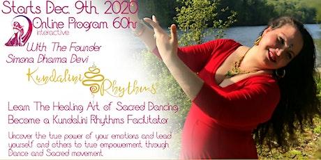 Kundalini Rhythms Dance Facilitator Program tickets