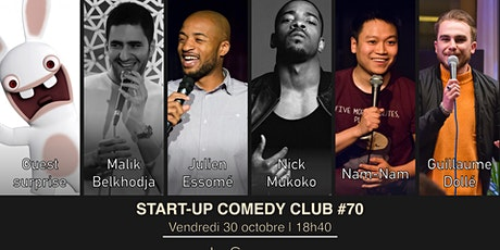 Start-up Comedy Club #70 billets