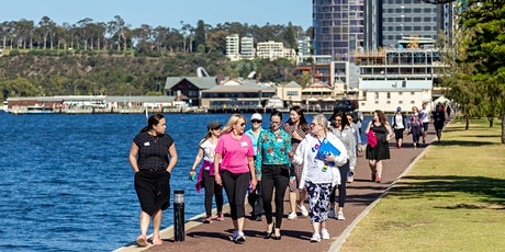 Mentor Walks Perth - Fresh Air Walk tickets