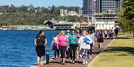 Mentor Walks Perth - Fresh Air Walk tickets