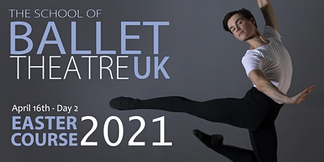 Easter Ballet Course 2021 - Day 2 tickets