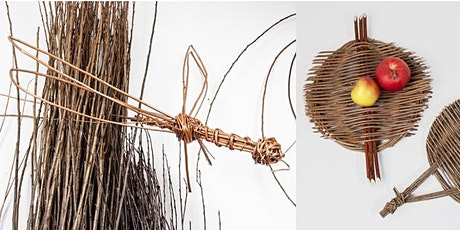 Willow Dragonfly and Platter with Sarah Gardner (March) tickets