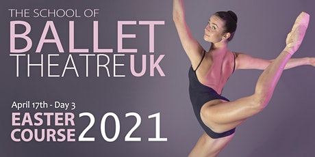 Easter Ballet Course 2021 - Day 3 tickets