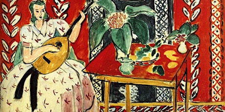 Art Club IFA Paris: Discovering the Works of Henri Matisse tickets