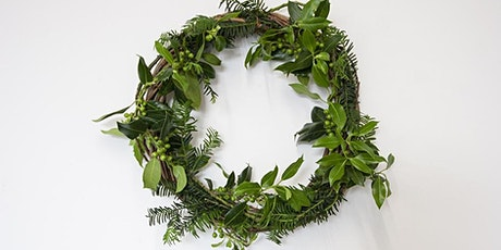 Christmas Wreath Making with Sarah Gardner (Dec 2020) tickets