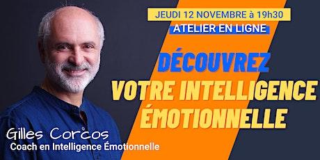 Webinaire : Découvrez Votre Intelligence Émotionnelle tickets