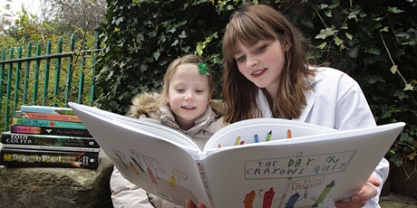 Pre-Christmas Children's Books Ireland Virtual Book Clinic via Zoom (5/12) tickets
