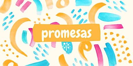 """Reunión niños """"Promesas"""" entradas"""