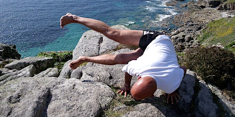 Arm balances (stack and fly): YOGA WORKSHOP  £15 tickets