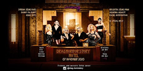 Drag Horror Story / Staffel 1 Hotel Tickets