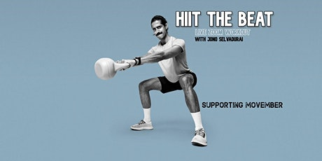 HIIT THE BEAT Movember special - week four tickets