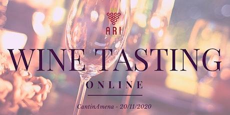 Wine Tasting CantinAmena biglietti