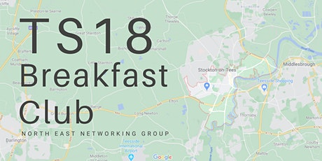 TS18 Breakfast Club with Hays Travel and Teesside  International Airport tickets