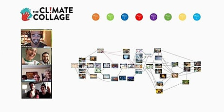 The Climate Collage Facilitator's Training with Michaël DORE