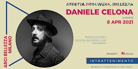 Daniele Celona biglietti