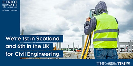 Civil Engineering: Graduate Apprenticeships and Professional Development tickets