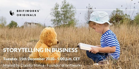 Storytelling in Business - Event # 1 tickets