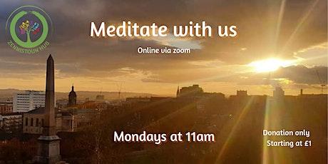 Meditate With Us: Zennistoun Hub's Guided Meditation