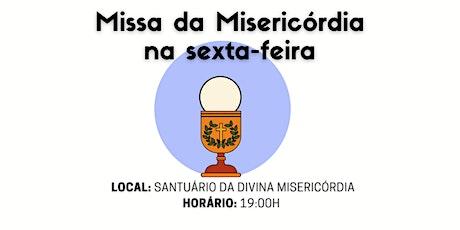 MISSA DA MISERICÓRDIA - 30ª Semana do Tempo Comum ingressos