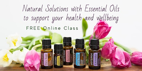 Online Class ~ Natural Solutions with dōTERRA tickets