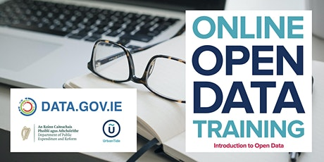 ONLINE Ireland Open Data Initiative - Introduction to Open Data (Dec 2020) tickets