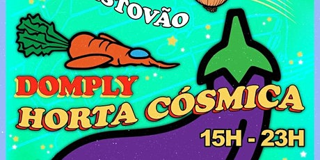 DOMPLY HORTA COSMICA // Live experimentais show ingressos