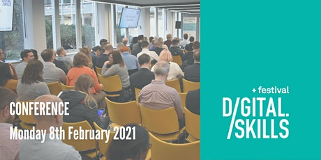 Digital Skills Festival 2021 - CONFERENCE tickets
