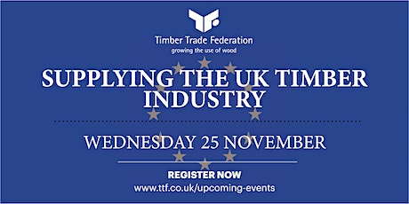 Supplying the UK Timber Industry tickets