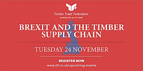 Brexit and the Timber Industry tickets