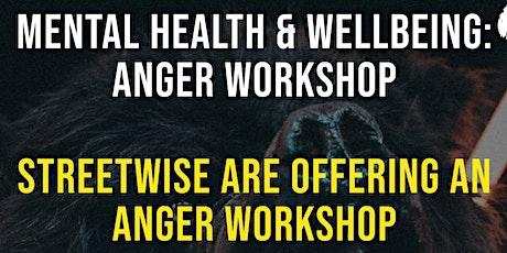 Anger Workshop tickets